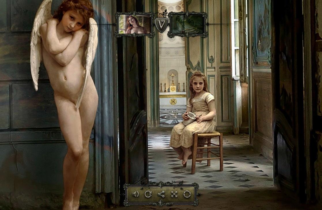 La Vénus abandonnée