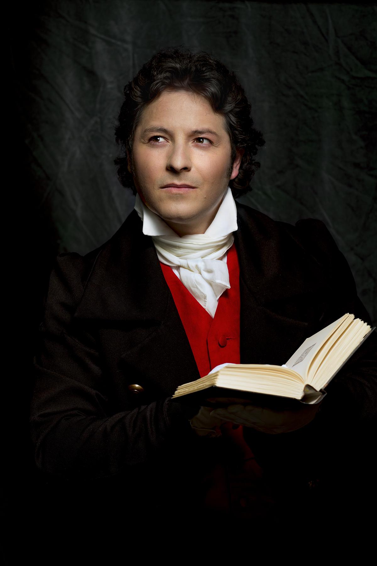 portrait d'art Thierry Russo-Delattre