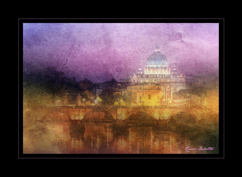Thierry Russo-Delattre Photographie - Rome