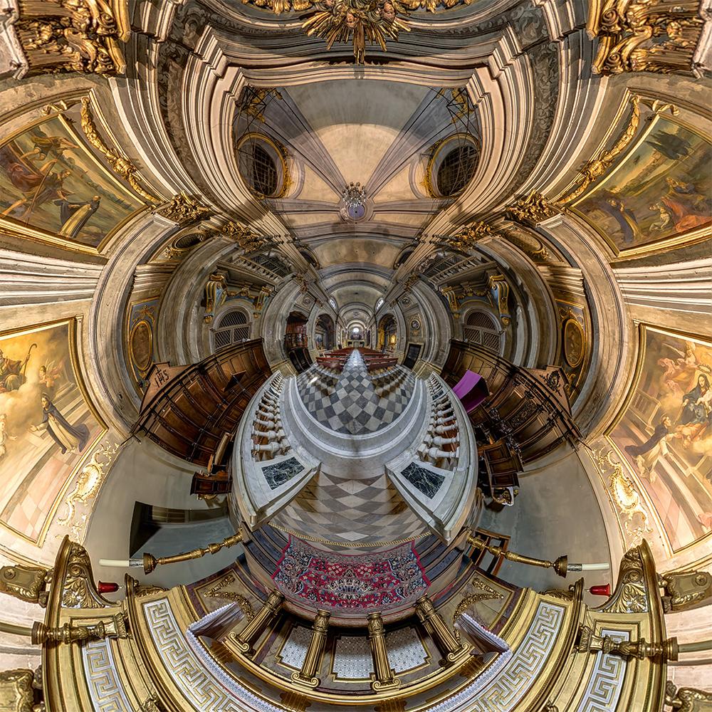Visite virtuelle Eglise Saint-François-de-Paule de Nice