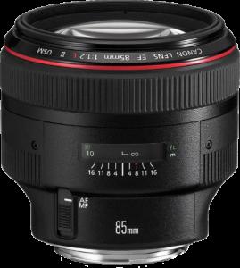 Canon-EF-85mm-f12L-II-USM