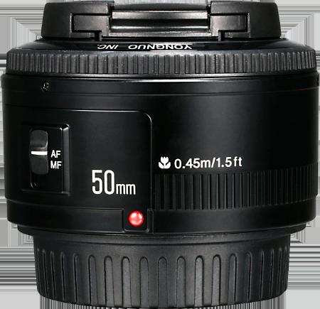 yongnuo50mm