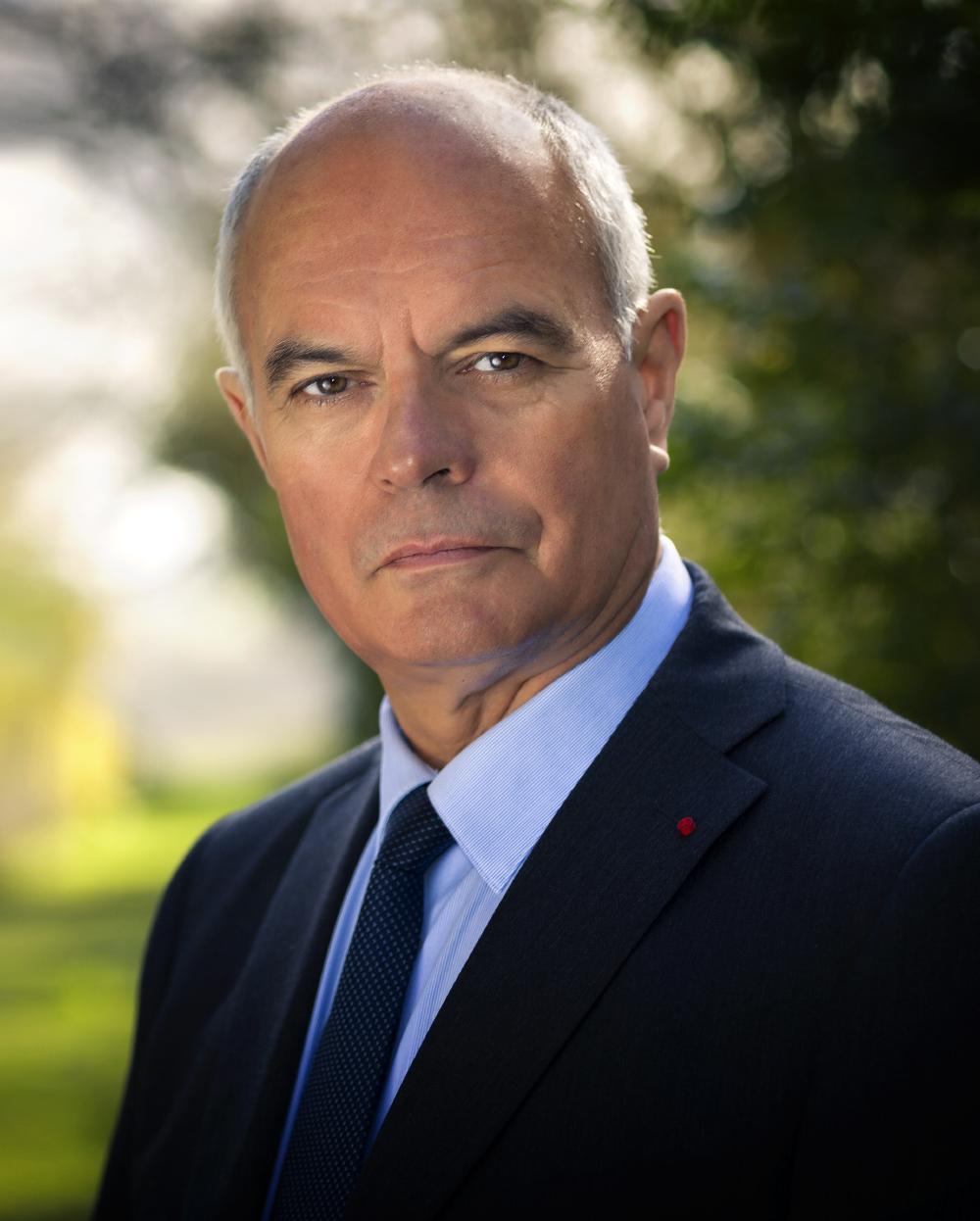 Général Didier Tauzin, Rebâtir la France, Thierry Russo-Delattre Photographie