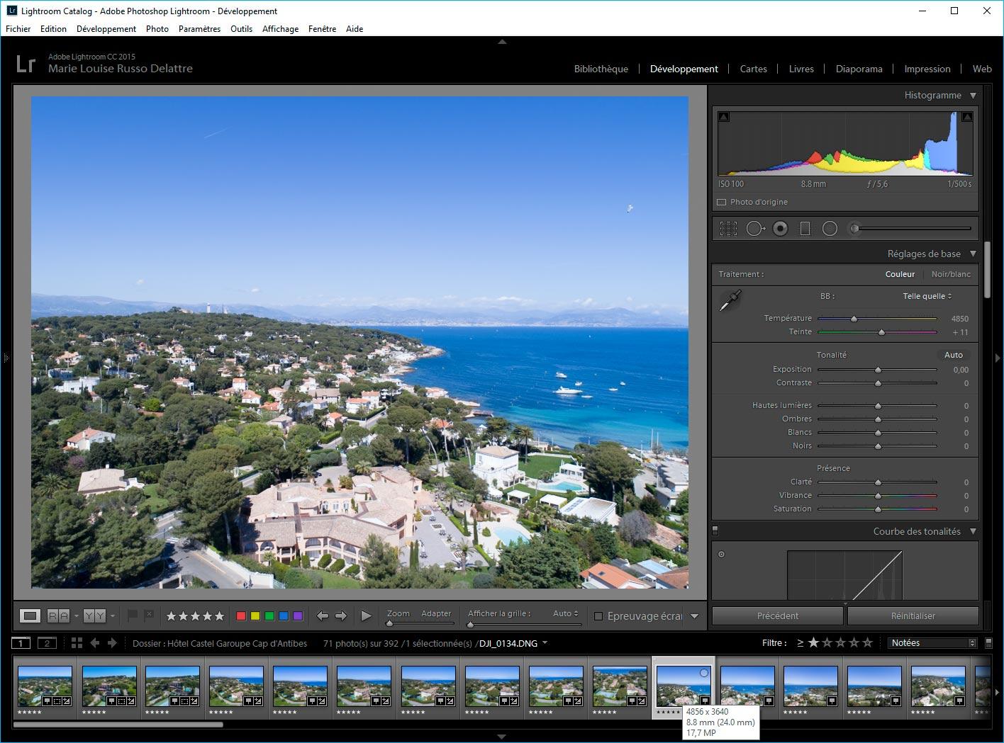 [TUTO] Comment créer et retoucher un panorama depuis un drone ?